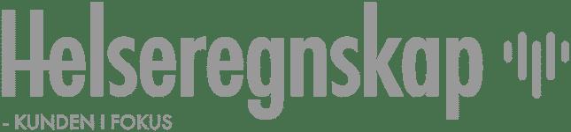 Helseregnskap logo