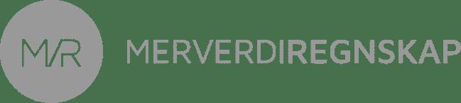 Merverdiregnskap logo