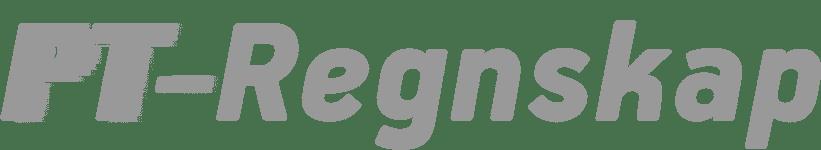PT-Regnskap logo